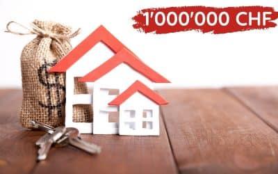 1'000'000 CHF Hypothek