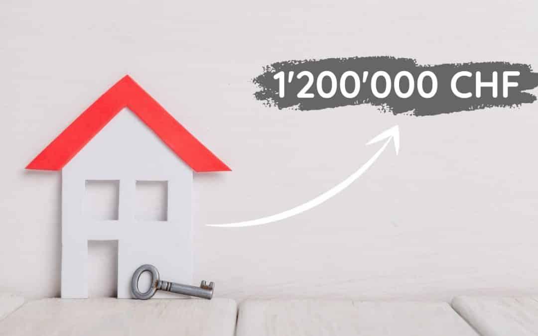 1'200'000 CHF Hypothek