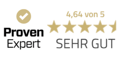 Provenexpert - Bewertung Finanz-vergleich